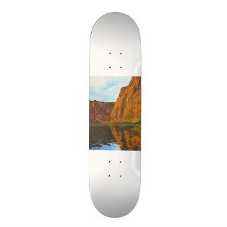 Glen Canyon Colorado River Custom Skateboard