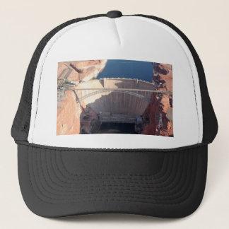 Glen Canyon Dam and Bridge, Arizona Trucker Hat
