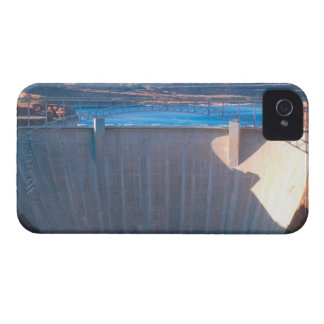 Glen Canyon Dam on the Colorado River at Page, iPhone 4 Case-Mate Case