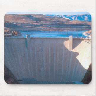 Glen Canyon Dam on the Colorado River at Page, Mouse Pad