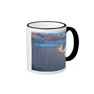 Glen Canyon Dam on the Colorado River at Page Mugs