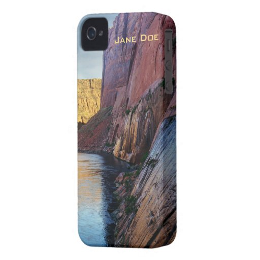 Glen Canyon iPhone 4 Cover