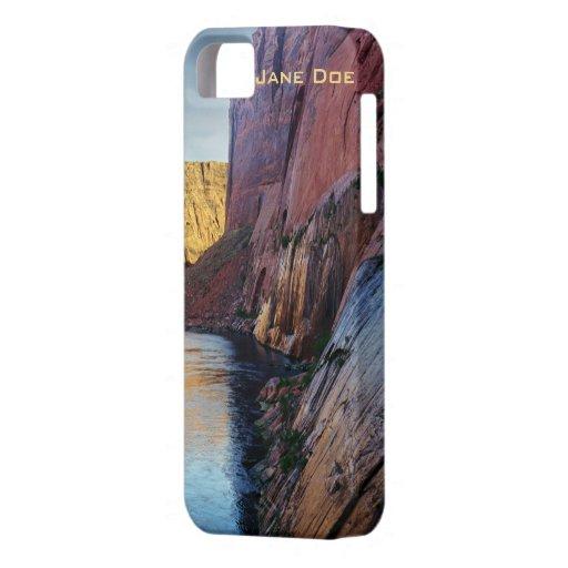 Glen Canyon iPhone 5 Cárcasas