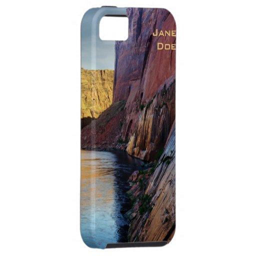 Glen Canyon iPhone 5 Case-Mate Cobertura