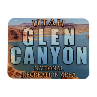 Glen Canyon National Recreation Area Magnet