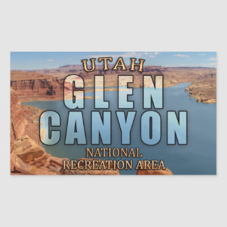 Glen Canyon National Recreation Area Sticker