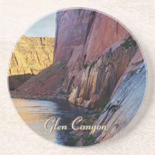 Glen Canyon Posavasos Diseño