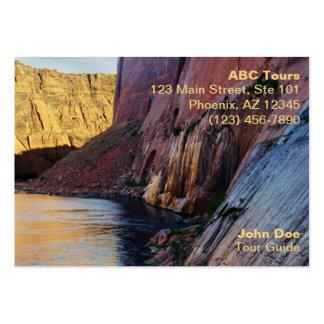 Glen Canyon Tarjetas De Visita Grandes