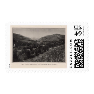 Glen Canyon, Twin Peaks, San Francisco Postage