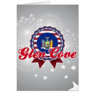 Glen Cove, NY Greeting Card
