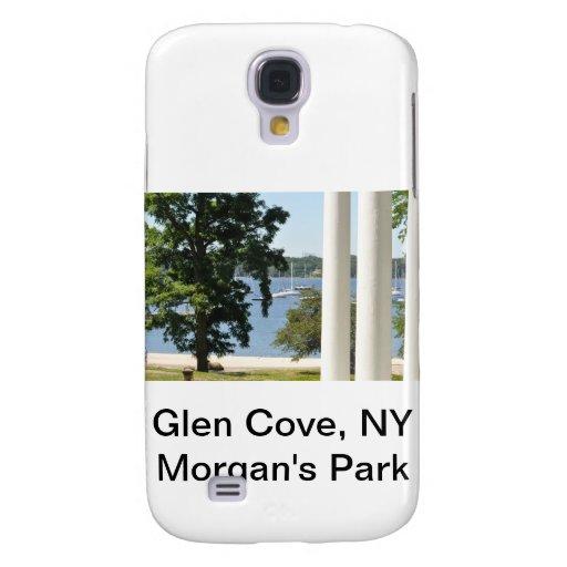 Glen Cove skin Galaxy S4 Cover