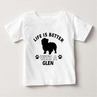 Glen designs baby T-Shirt