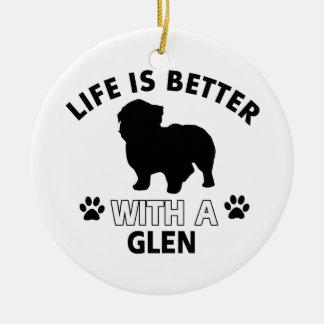 Glen designs christmas ornaments