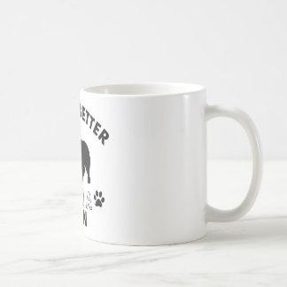 Glen designs coffee mug