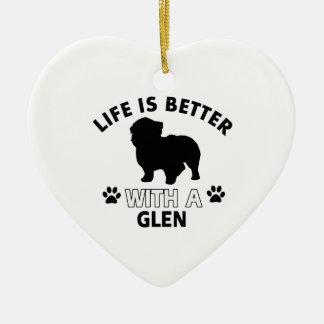 Glen designs ornament