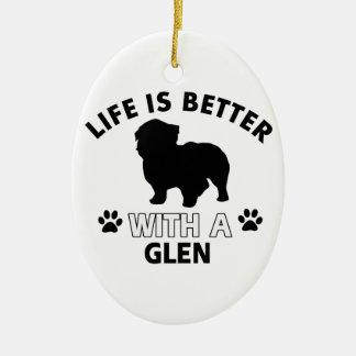 Glen designs ornaments