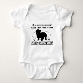 Glen dog designs baby bodysuit