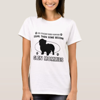 Glen dog designs T-Shirt