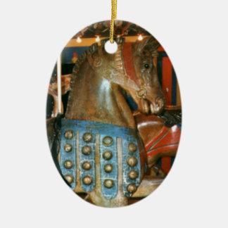 Glen Echo Bell Stander Ceramic Ornament