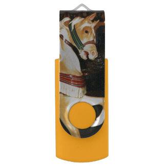 Glen Echo Carousel Stander 5a USB Flash Drive