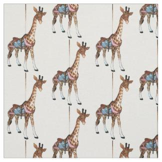 Glen Echo Giraffe Fabric