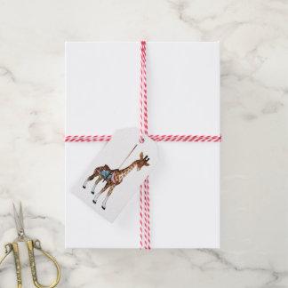 Glen Echo Giraffe Gift Tags