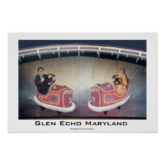 Glen Echo Maryland Poster