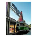 Glen Echo Park and Trolley Postcard