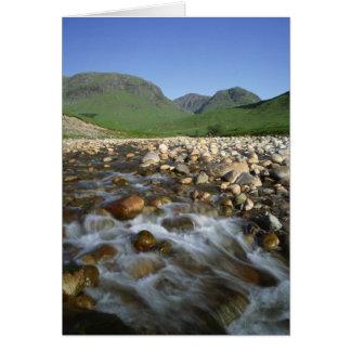 Glen Etive, Highlands, Scotland 2 Greeting Cards
