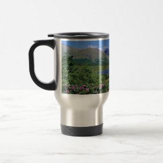 Glen Etive Scotland Travel Mug