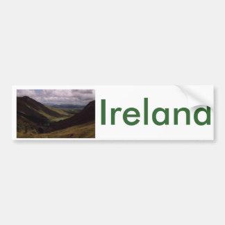 Glen Gesh, County Donegal,Ireland Bumper Sticker