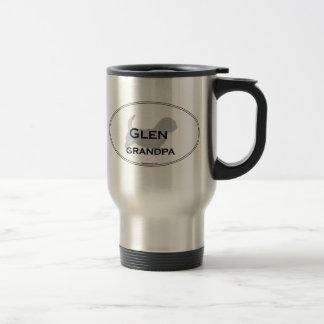 Glen Grandpa Travel Mug