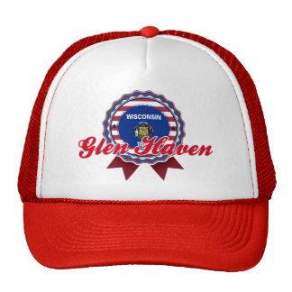 Glen Haven, WI Trucker Hats
