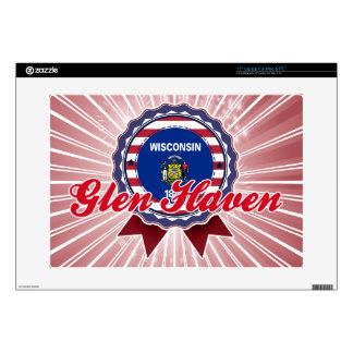 Glen Haven WI Decals For Laptops