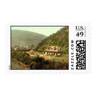 Glen Helen, Peel, Isle of Man, England Postage Stamp