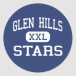 Glen Hills Stars Middle Glendale Wisconsin Stickers