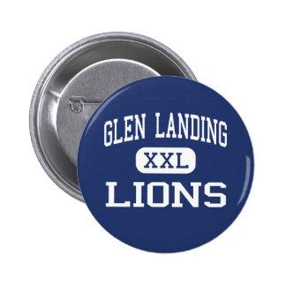 Glen Landing Lions Middle Blackwood Button