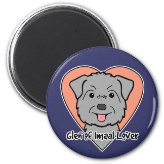 Glen of Imaal Lover 2 Inch Round Magnet