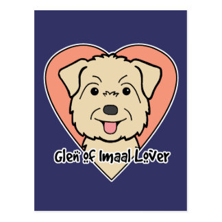 Glen of Imaal Lover Postcard