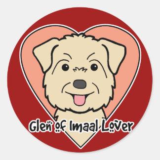 Glen of Imaal Lover Sticker