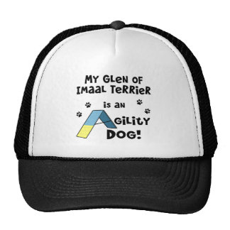 Glen of Imaal Terrier Agility Dog Trucker Hat