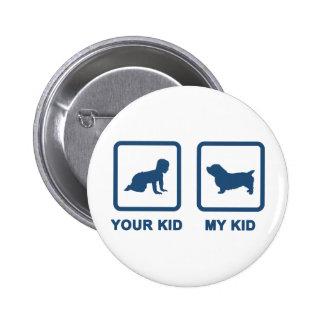 Glen of Imaal Terrier Pinback Buttons