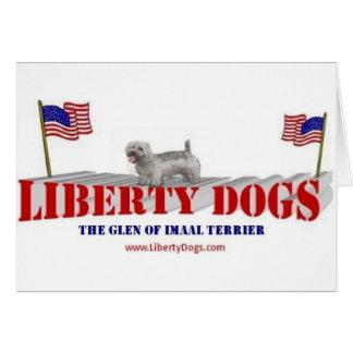 Glen of Imaal Terrier Card
