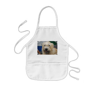 Glen of Imaal Terrier Children's Apron
