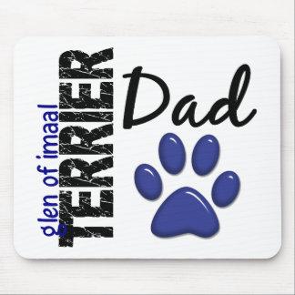 Glen Of Imaal Terrier Dad 2 Mouse Pad