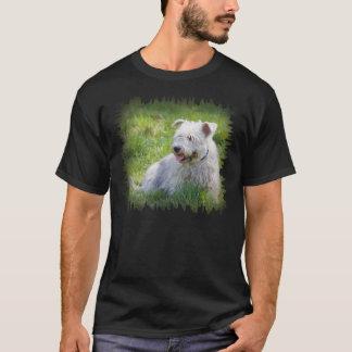 Glen of Imaal Terrier dog unisex t-shirt, gift T-Shirt