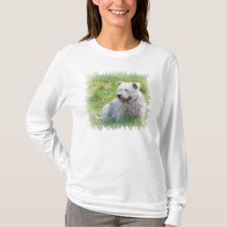 Glen of Imaal Terrier dog womens hoody, gift T-Shirt