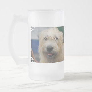 Glen of Imaal Terrier Frosted Mug
