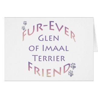 Glen of Imaal Terrier Furever Card