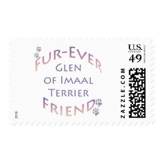 Glen of Imaal Terrier Furever Postage